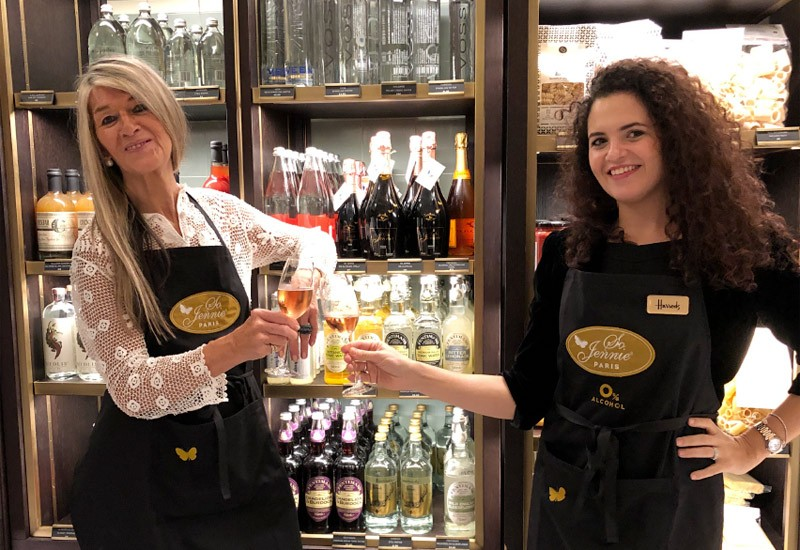 HARRODS – FOOD HALL EVENT 2018, VIP PARTY - IN-STORE TASTING