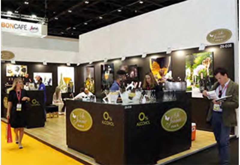 GULFOOD SHOW 2019, DUBAI - THE WORLD'S LARGEST ANNUAL FOOD & BEVERAGE TRADE SHOW