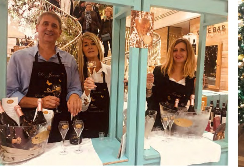 FORTNUM & MASON 2017, LONDON - IN-STORE TASTING